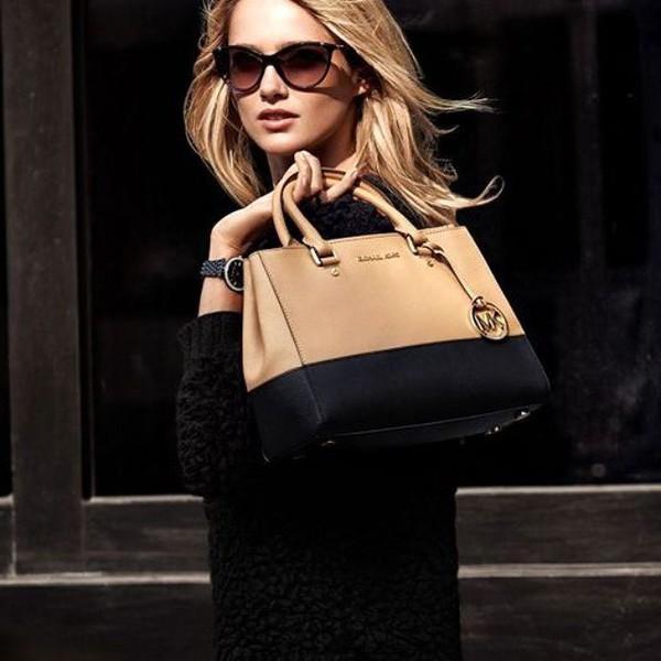 bag bag neutral fashion style instagram michael kors