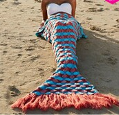home accessory,mermaid,blanket,fashion,fall outfits,trendy,cool,blue,trendsgal.com