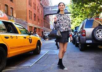 sweater goofy disney bag socks shoes skirt red black and white
