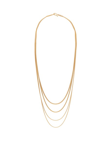 Fernando Jorge necklace gold yellow jewels