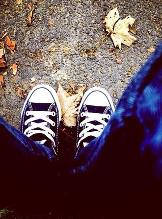 shoes converse black swag