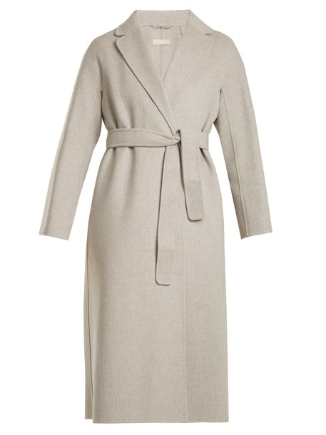 S MAX MARA coat light grey