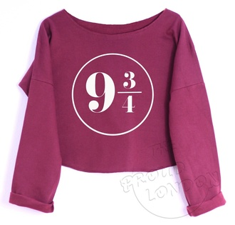 top crop harrypotter crop harry potter crop top crop tops harry potter 9 3/4 platform 9 3/4 navy blue sweater black crop top marron.