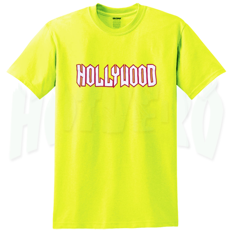Hollywood Vintage T Shirt Design For Teen - HotVero