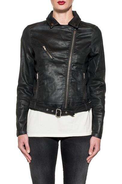 Diesel jacket cotton black