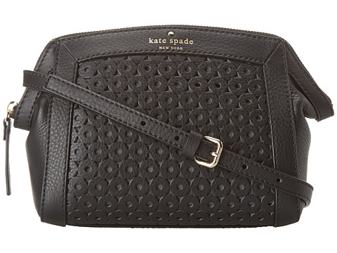 Kate Spade New York Mercer Isle Sienna Black - Zappos Couture