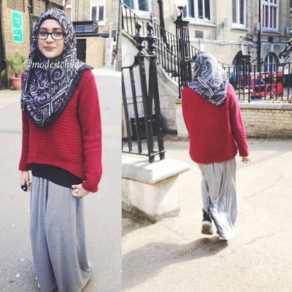 maxi skirt grey maxi grey skirt long skirt really want this long grey skirt helpmefind cheap please hijab