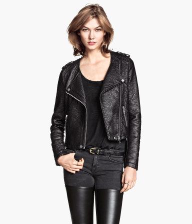 H&M Biker Jacket $59.95