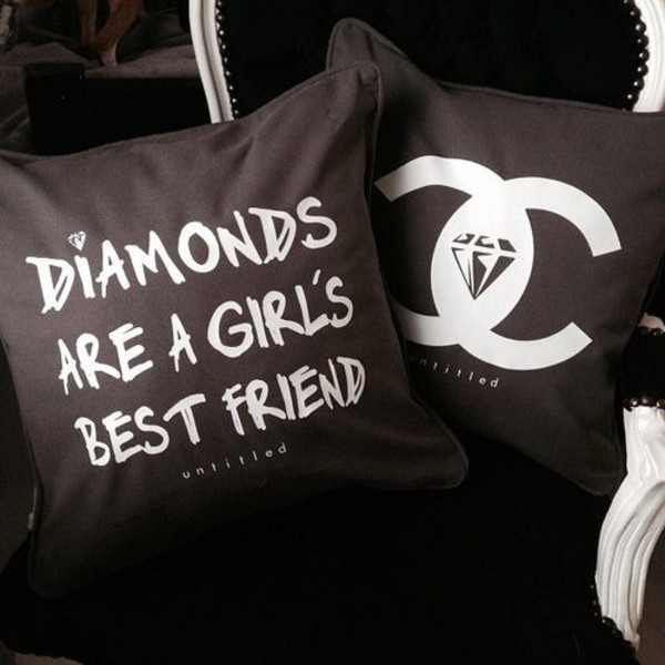 chanel pillow on etsy, a global handmade and vintage marketplace.