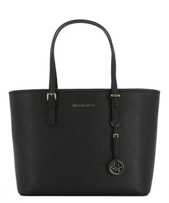 bag shoulder bag leather black black leather