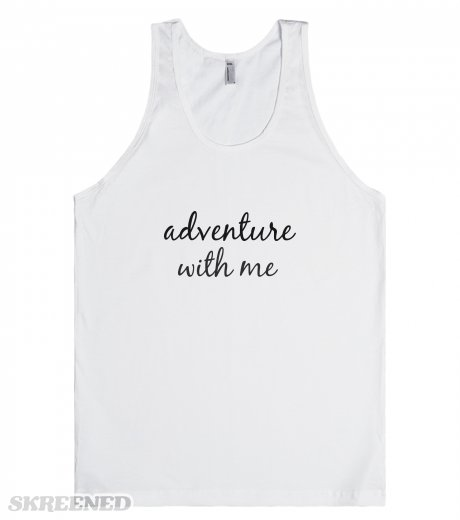 Adventure with me tank
