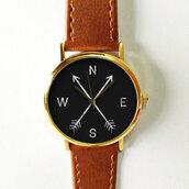 jewels,cardinal directions,wach,watch,handmade,etsy,fashion,styke,style,summer,back to school,freeforme watch