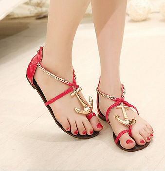 Buy New 2014 Ballet Flats For Women Fashion Candy Color Round Toe Casual Shoes