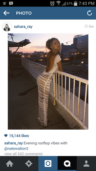 dress maxi dress lace dress crochet maxi dress backless dress