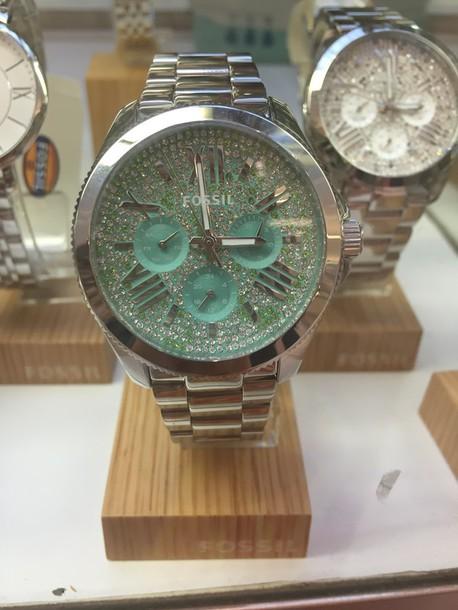 jewels watch fossil