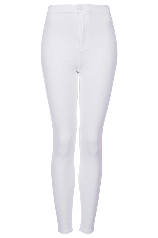 MOTO White Wash Joni Jeans