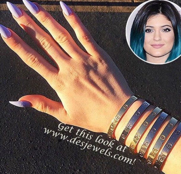 nail accessories kylie jenner kylie jenner jewelry jewels