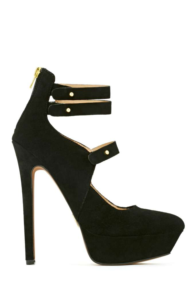 Betsey Johnson Pennie Platform Heels in  Shoes Platforms at Nasty Gal