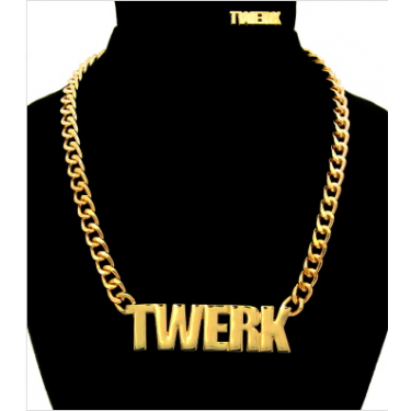Twerk Chain - Necklaces - Accessories