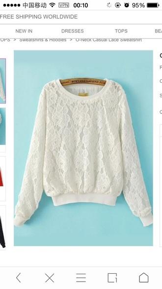 blouse sweatshirt top sweater