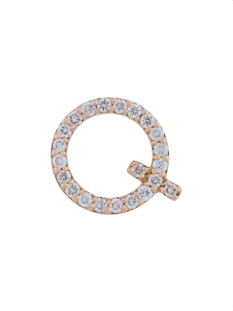 Alinka rose gold rose women gold grey metallic jewels