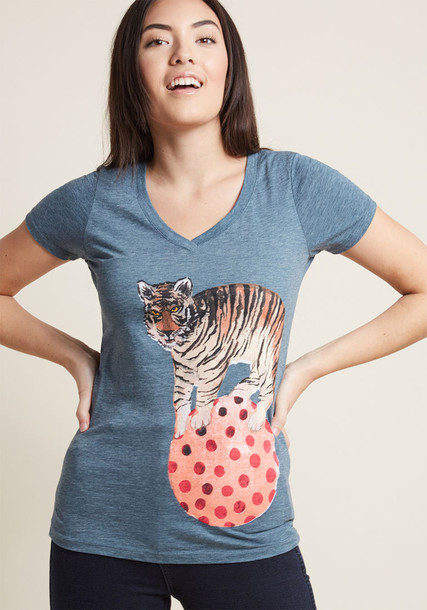 Modcloth graphic tee top