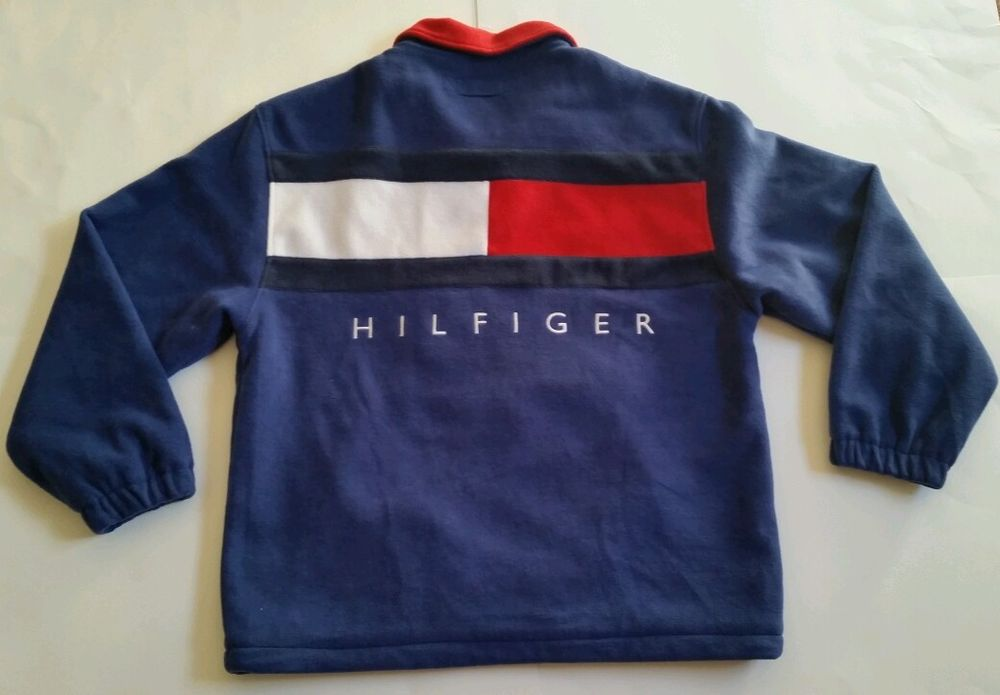 Tommy Hilfiger Fleece Jacket Extremegn Co Uk