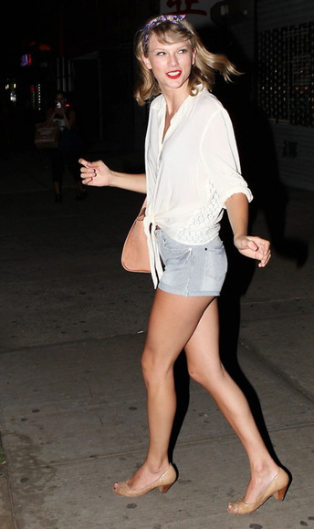 taylor swift shorts
