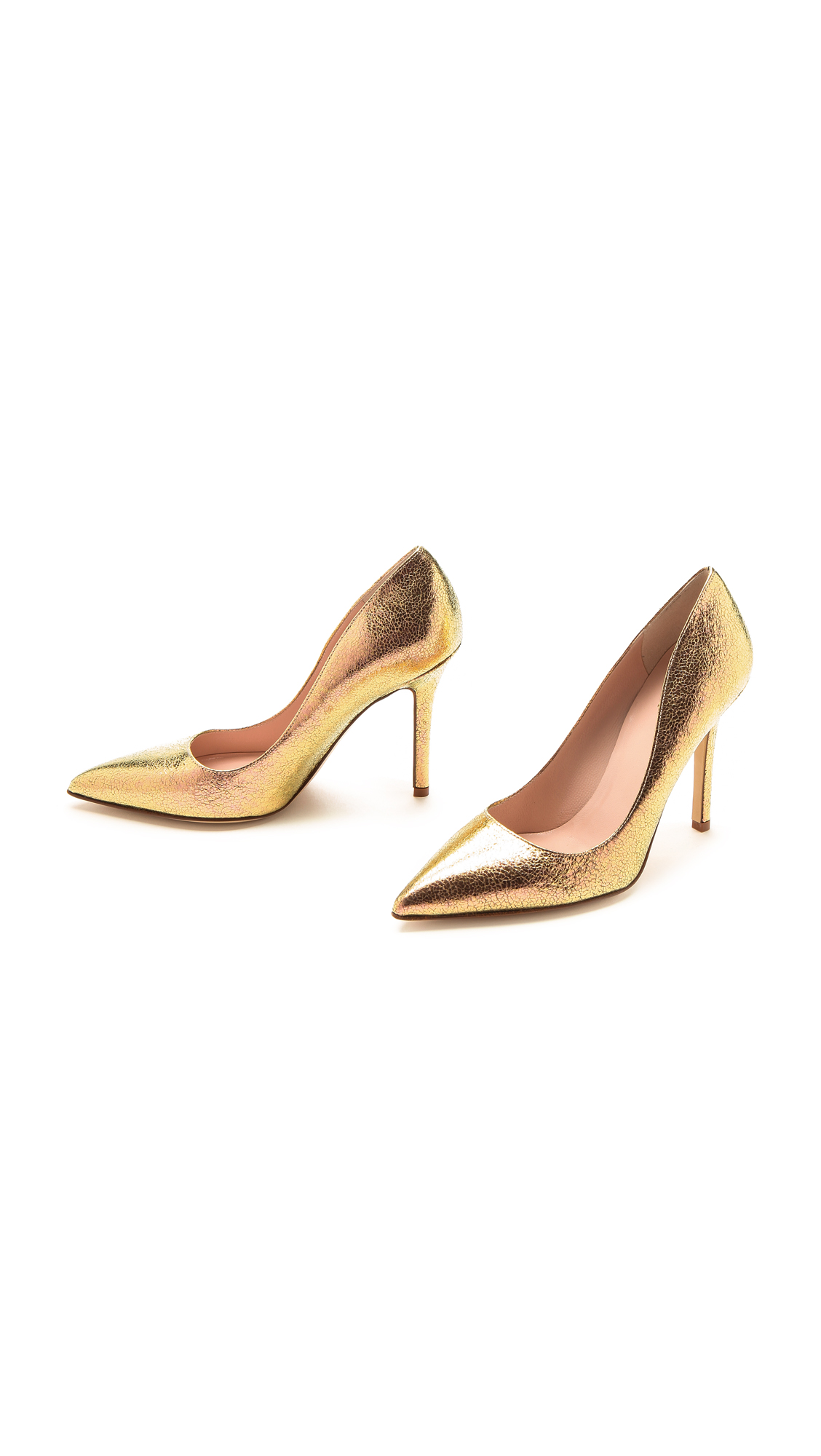 Kate spade new york larisa patent pumps