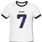 Supreme 7 shirt ringer