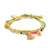 Venessa Arizaga Peace Babe Bracelet - Multi