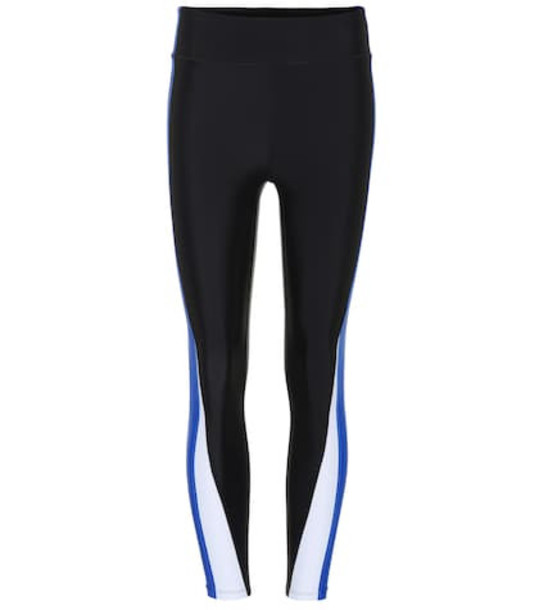 P.E Nation Jack Flash leggings in black