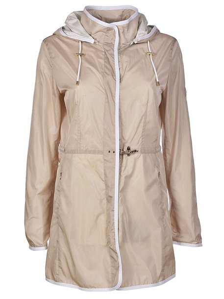 Fay Impermeable Coat in beige / beige