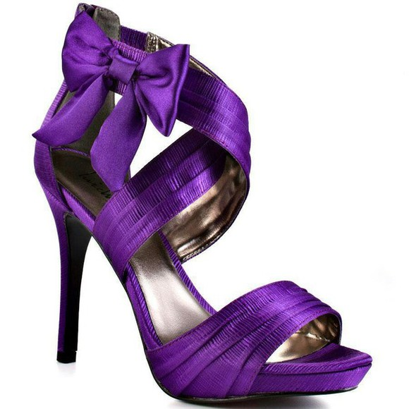 shoes high heels purple high heels bows prom shoes, prom, high heels, platforms, glitter, black heels prom shoes sandals open toes purple heels purple shoes