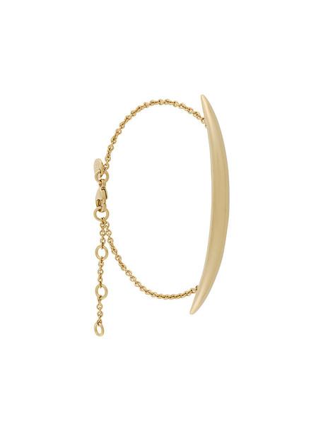 SHAUN LEANE women gold silver grey metallic jewels