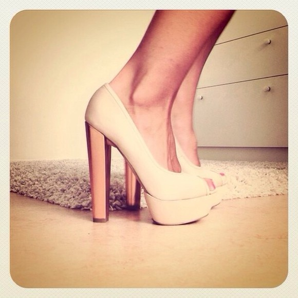 nude shoes shoes