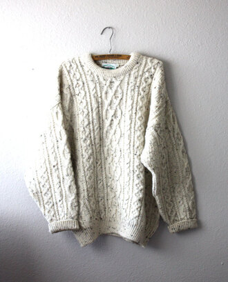 sweater mens cable knit jumper cable knit menswear