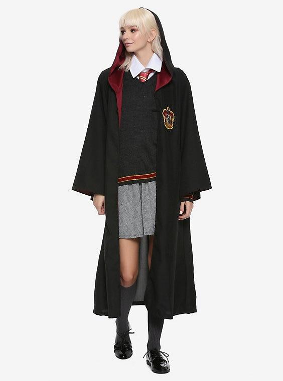 Harry Potter Gryffindor Student Deluxe Costume Set