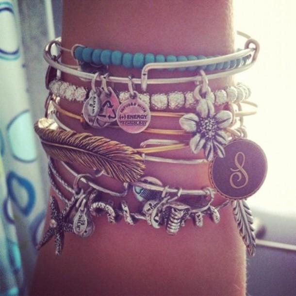 jewels arm candy tumblr bracelets