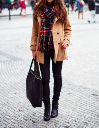 scarf winter swag cool fashion girly outfit nice tumblr outfit