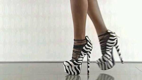 shoes london trash