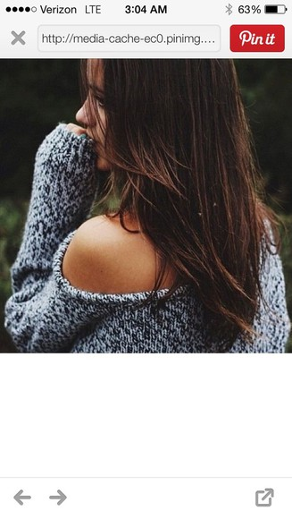 off the shoulder happily grey off the shoulder sweater sweater