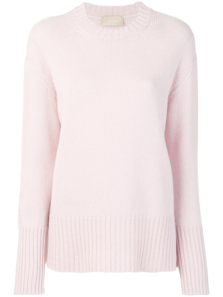 Drumohr jumper women purple pink sweater