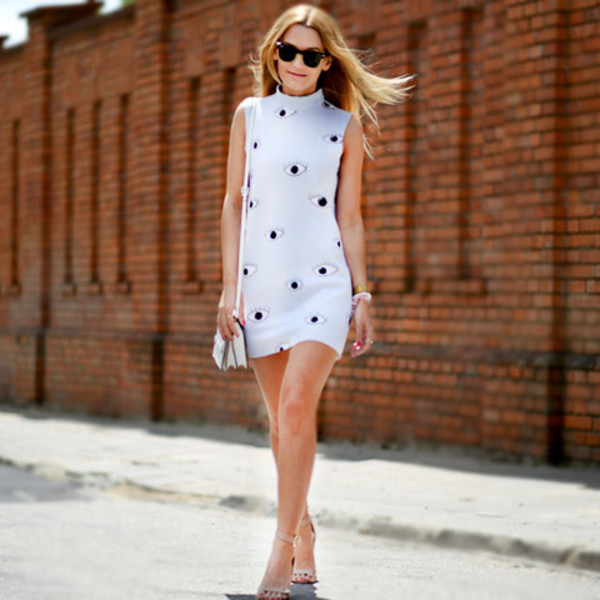 eyes dress blogger style short dress short dress fashion dress dress