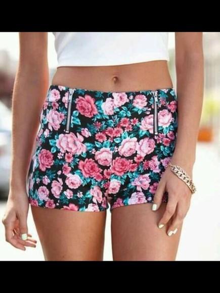 rose zipper