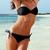 Solid Color Womens Sexy Padded Bandeau Swimsuit Swimwear Suit Bikini Set 2014 | eBay