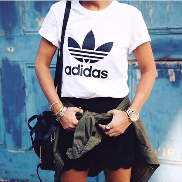 underwear adidas t-shirt