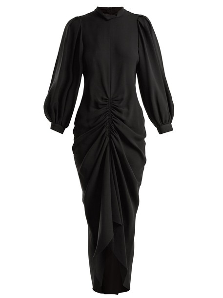 Joseph dress silk black