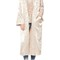 Paige maryella embroidered satin duster | nordstrom