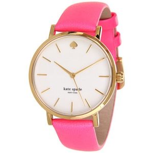Kate Spade New York Bazooka Pink Metro Watch - Sale